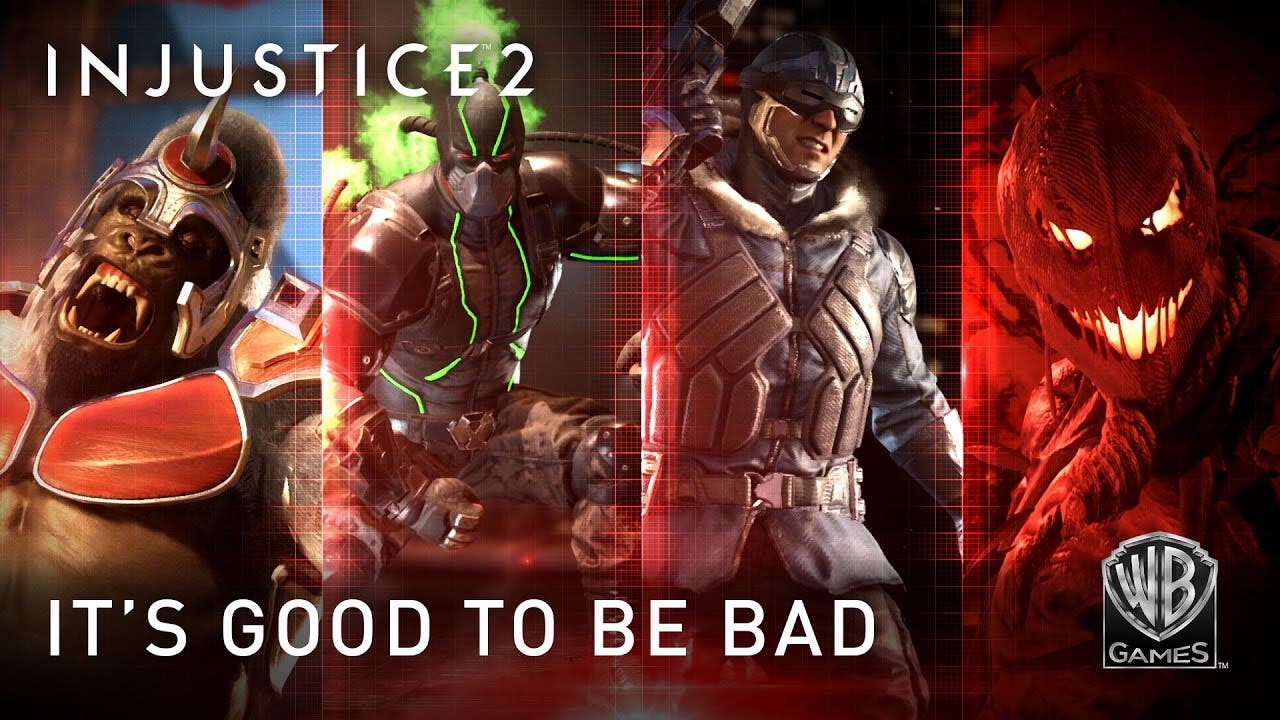 injustice 2 trailer shows why it