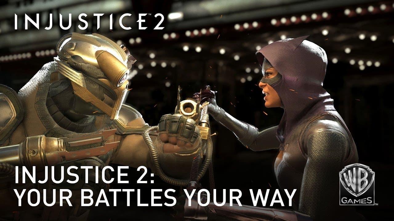 injustice 2s gear system explain
