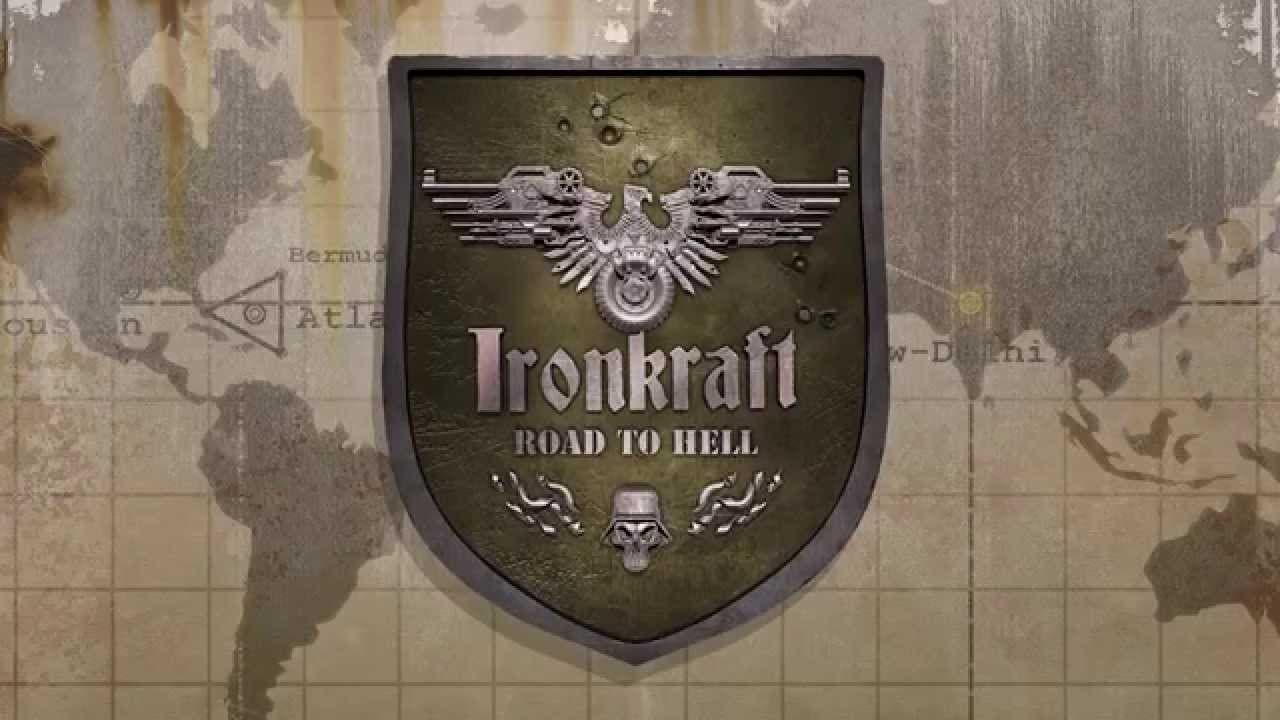 ironkraft road to hell comes to