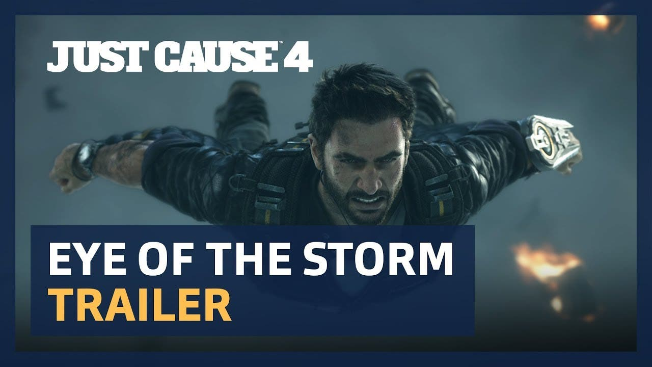 just cause 4 cinematic trailer t