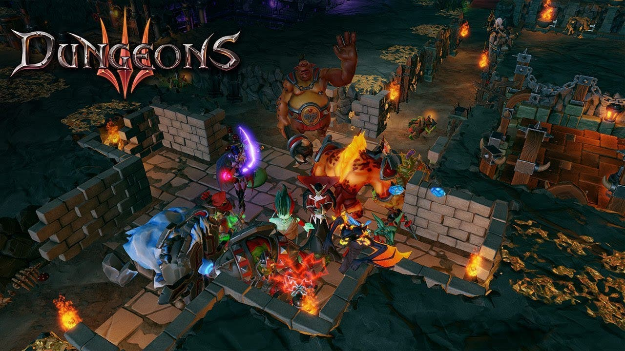 kalypso media reveals dungeons 3