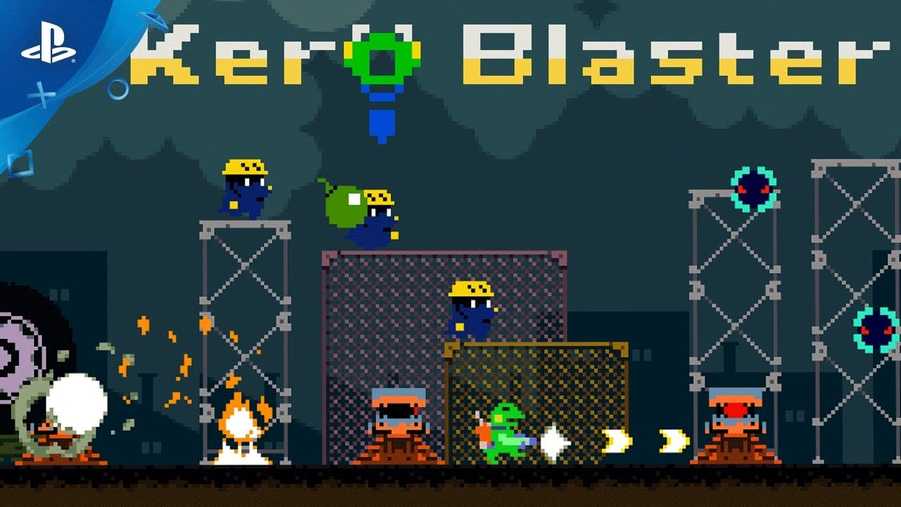 kero blaster from famed cave sto