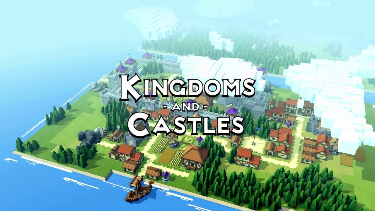 kingdoms and castles funded in 2