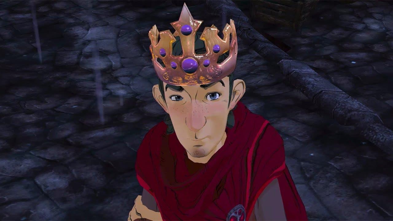 kings quest chapter 2 rubble wit