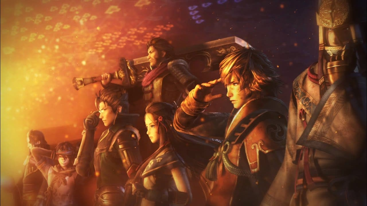 koei tecmos samurai warriors 4 e