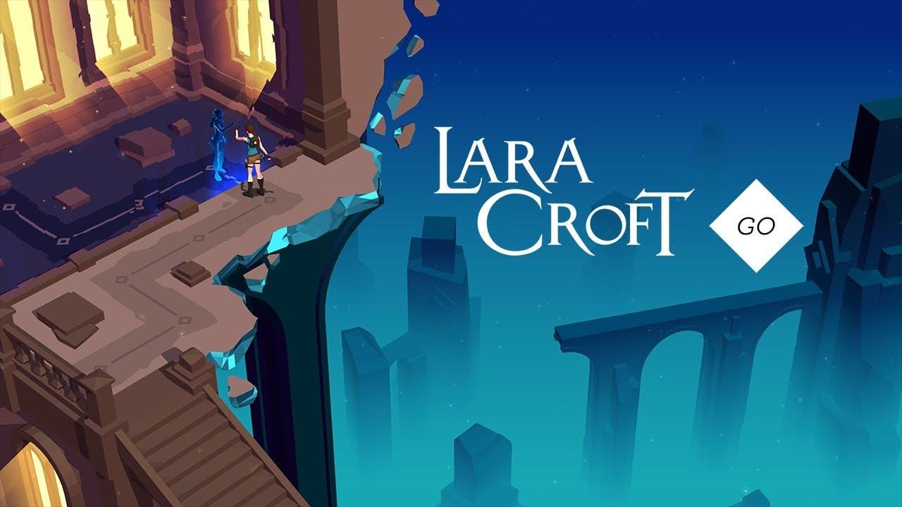 lara croft go released for plays