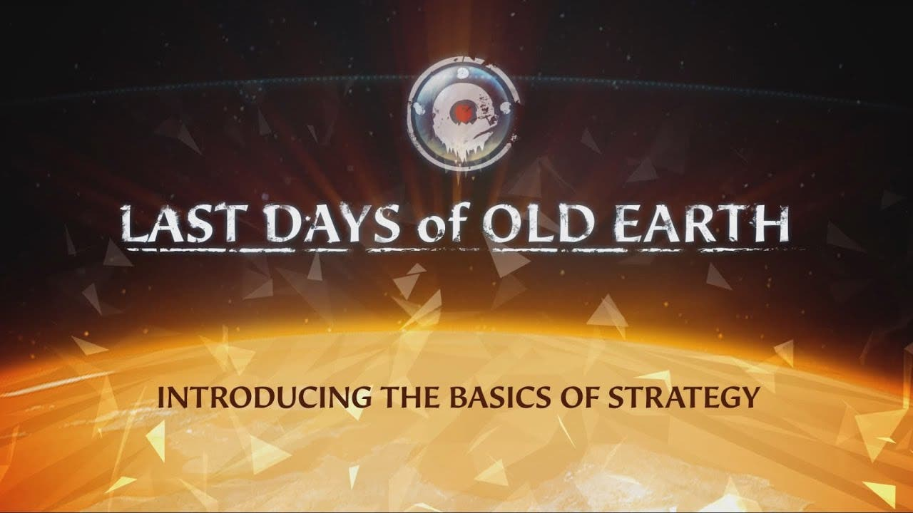 last days of old earth shows the