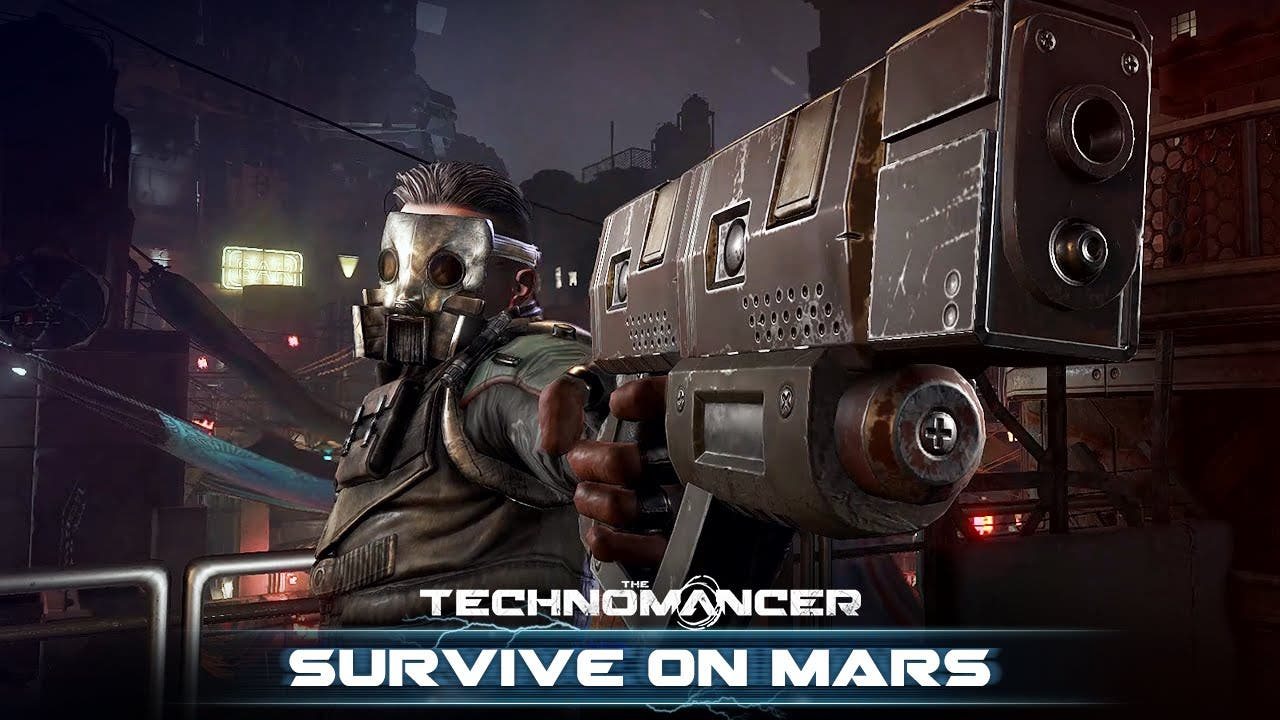 learn how to survive on mars wit