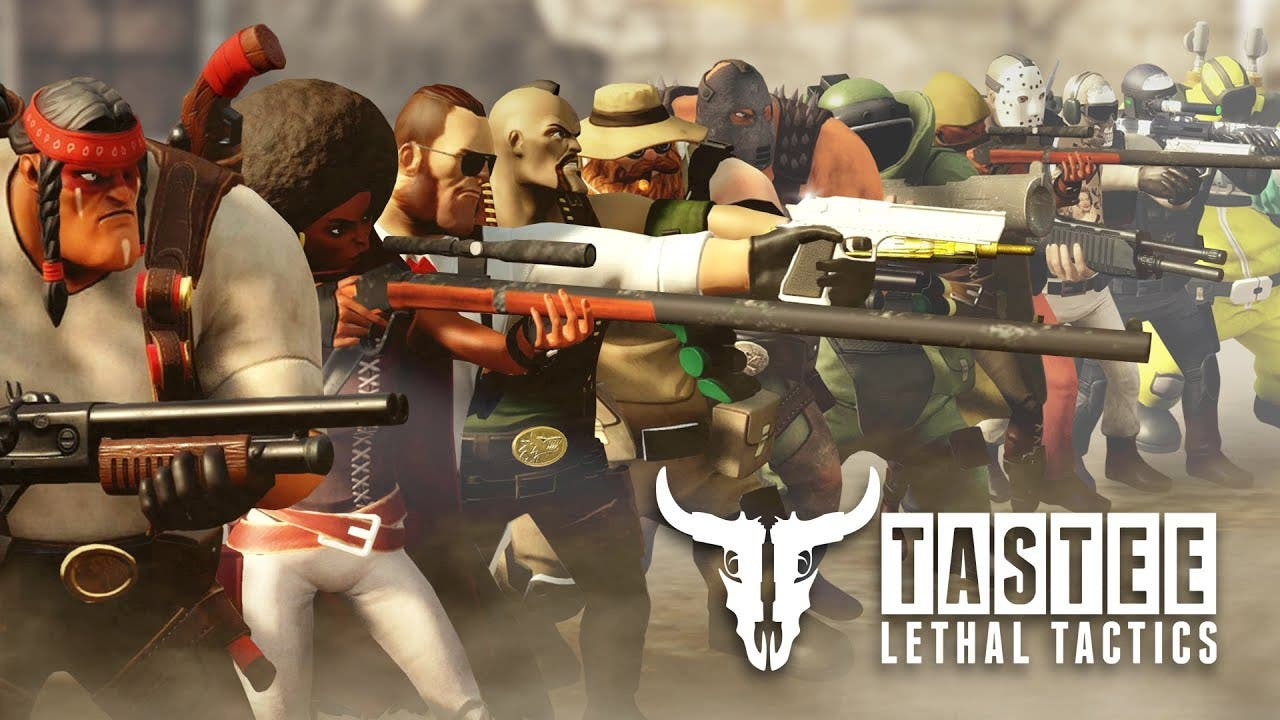 lethal tactics becomes tastee le