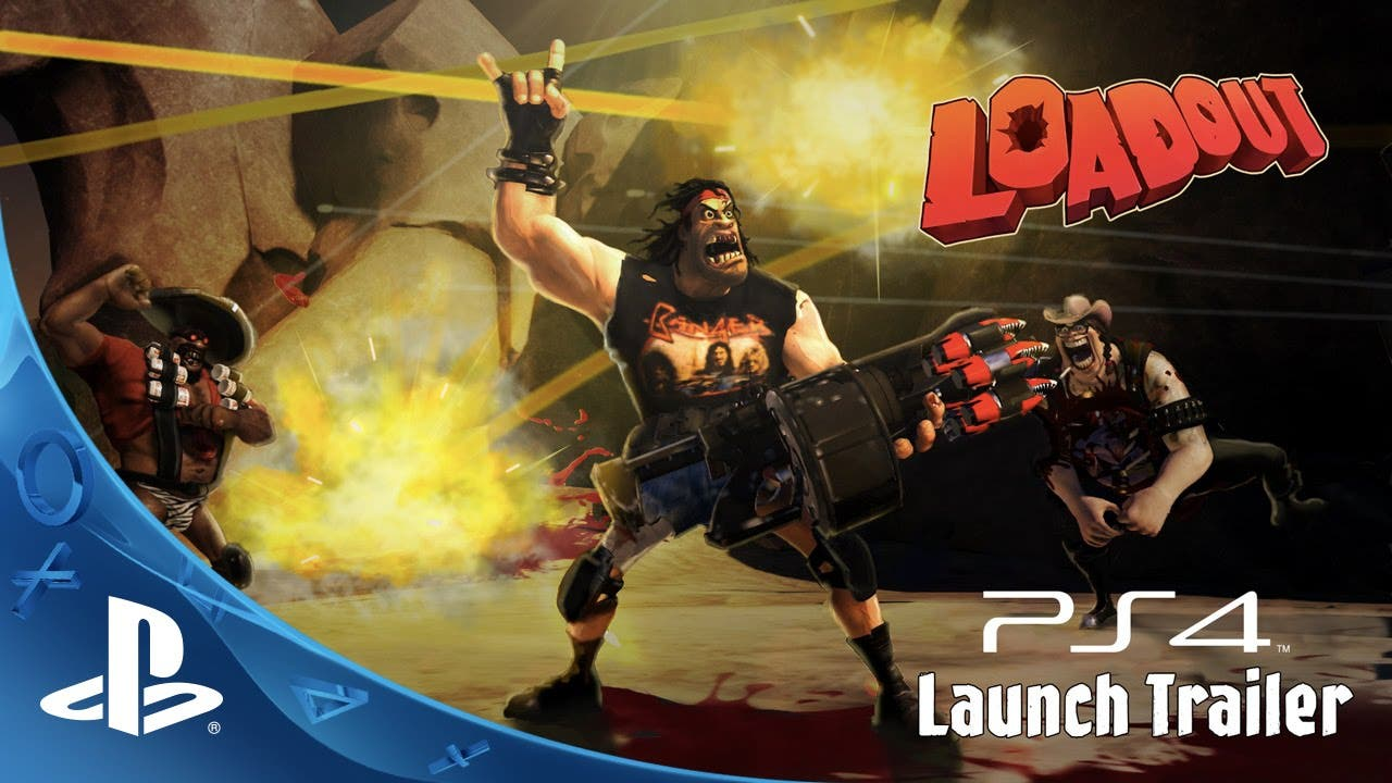 loadout unloading for free on ps