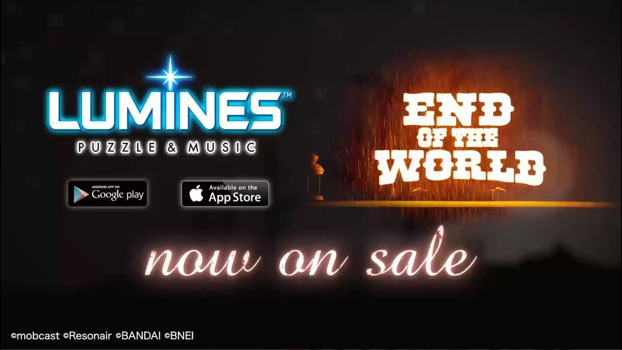 lumines puzzle music gets end of