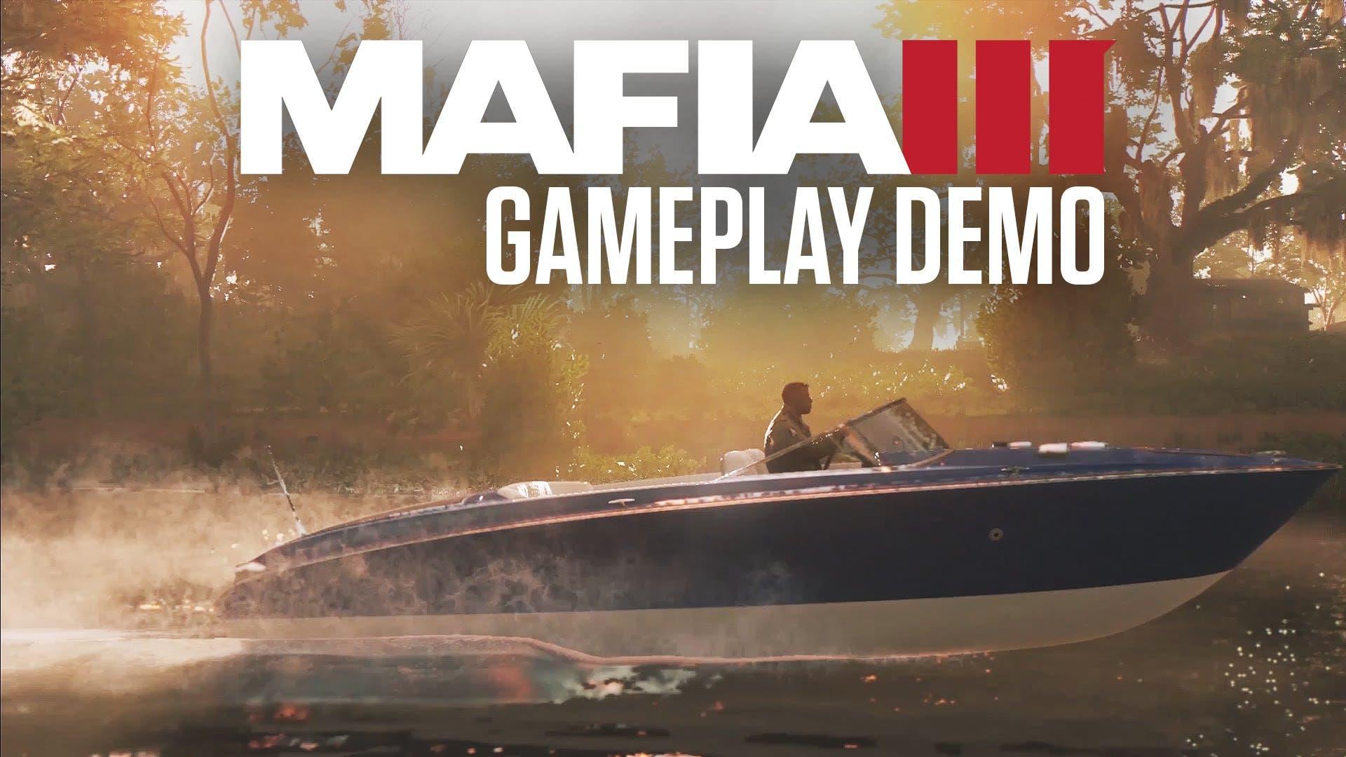 mafia iii gameplay demo shows of