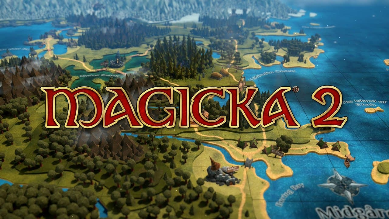 magicka 2 casts release spell on