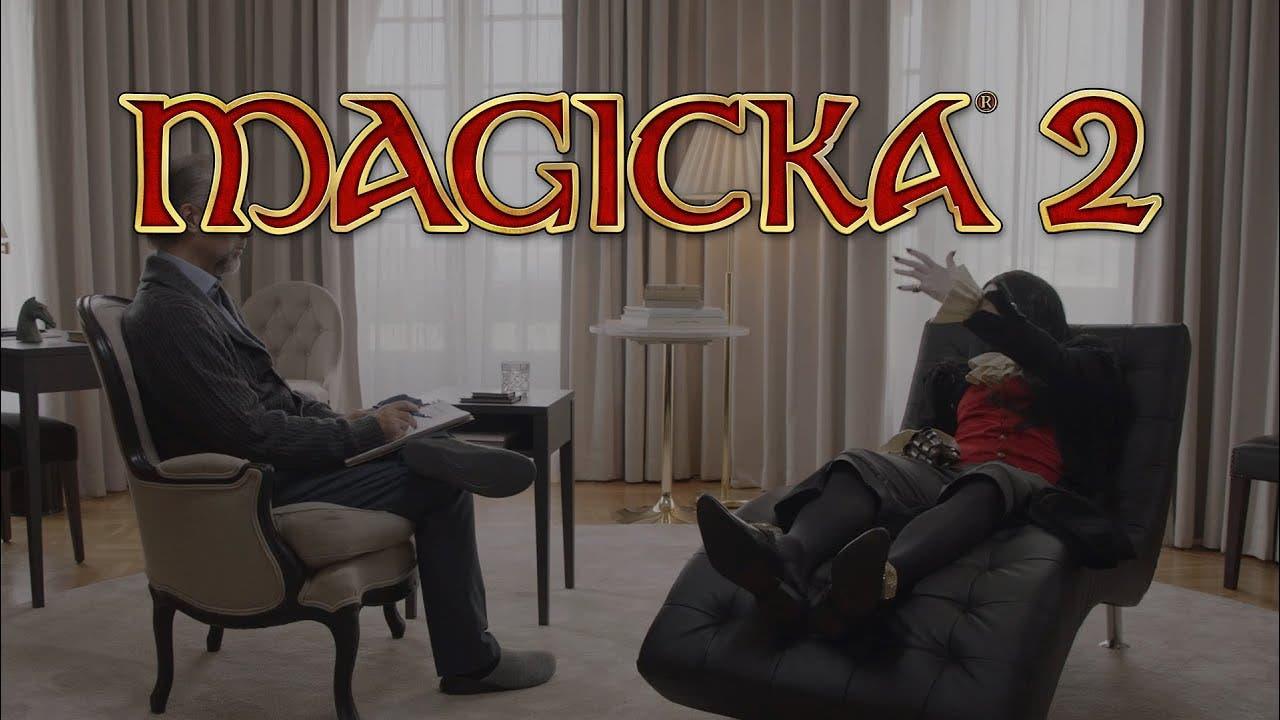 magicka 2 shows off a brief glim