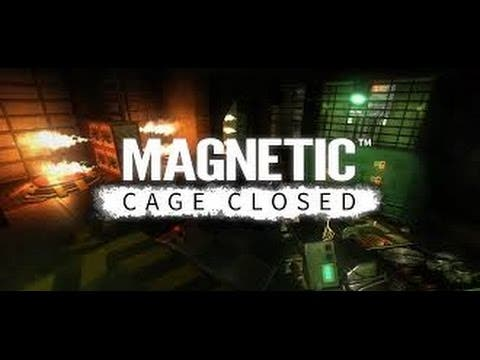 magnetic cage closed comes out m