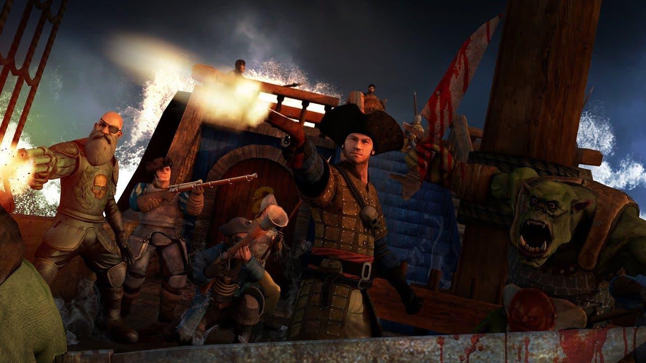 man o war corsair sails onto ste