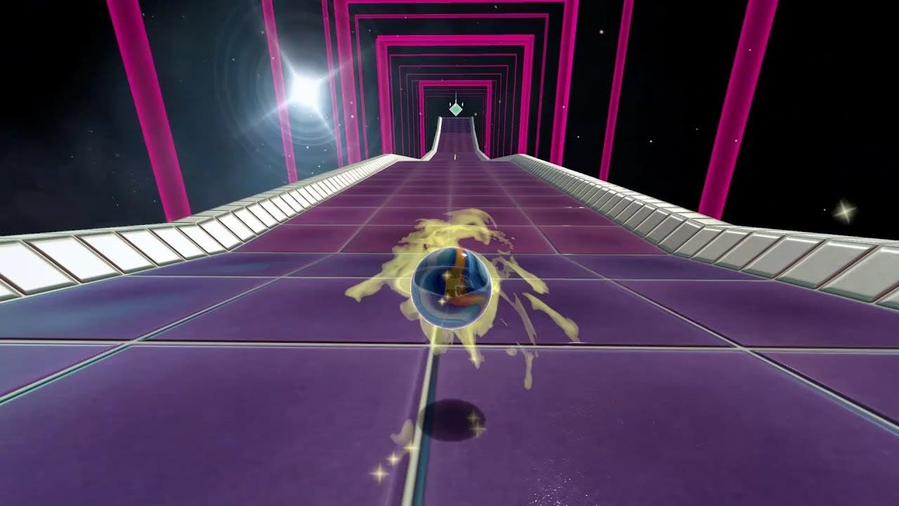 marble it up rolls onto steam fo
