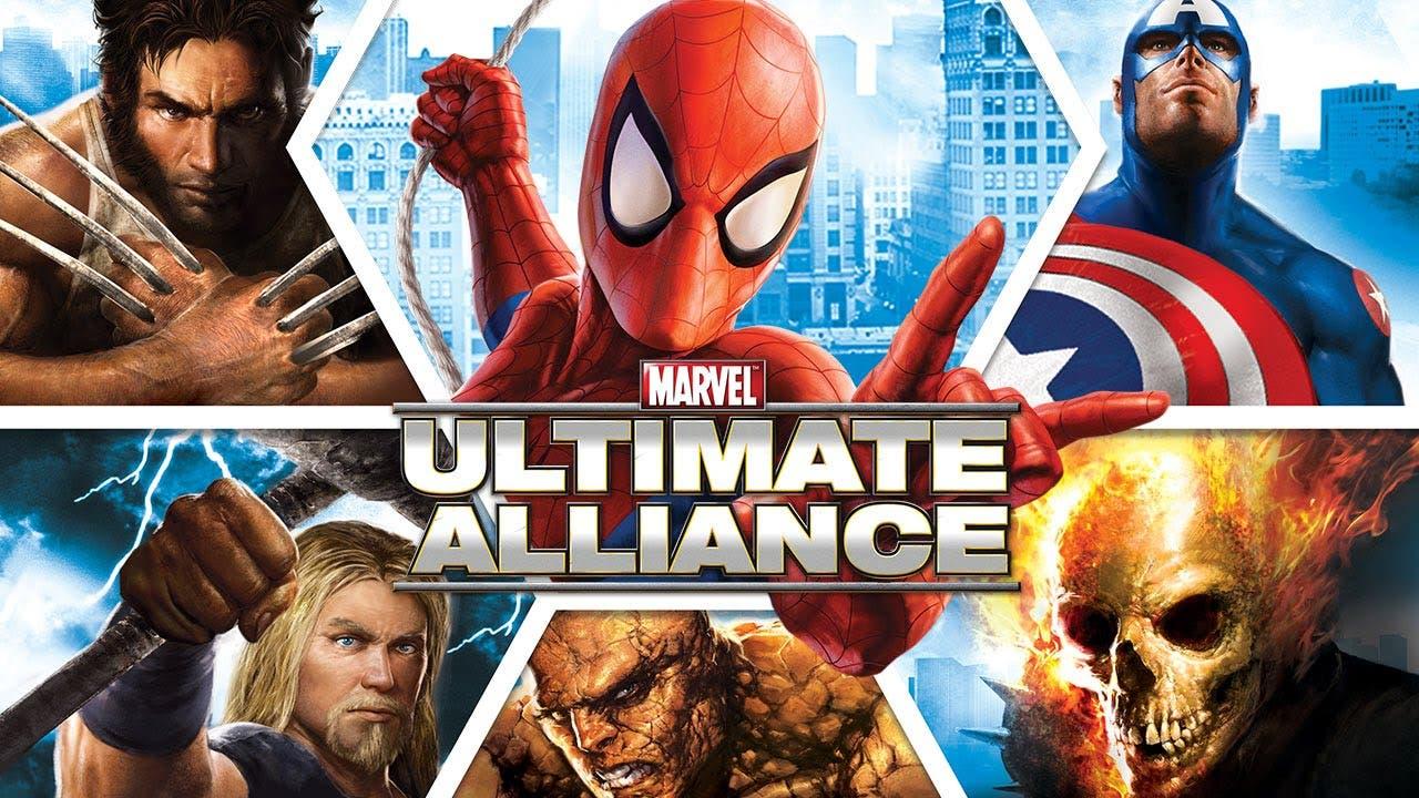 marvel ultimate alliance marvel
