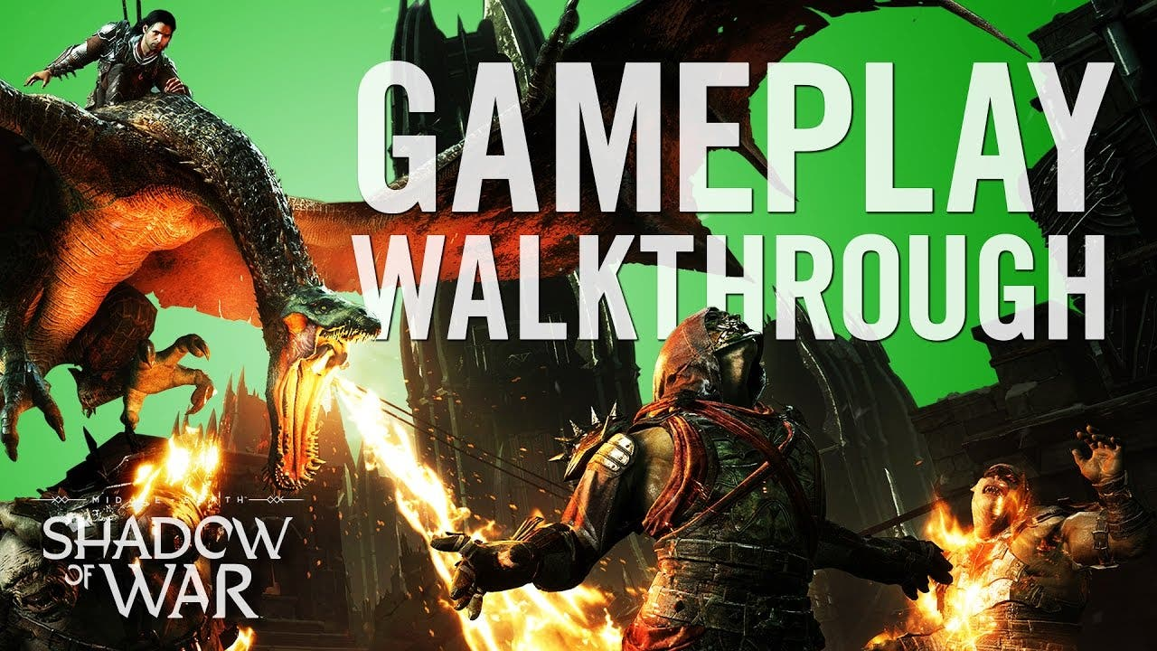middle earth shadow of war gets