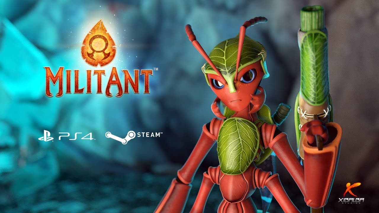militant available on pc and ps4