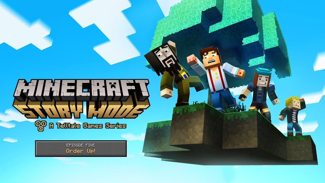 minecraft story mode returns wit