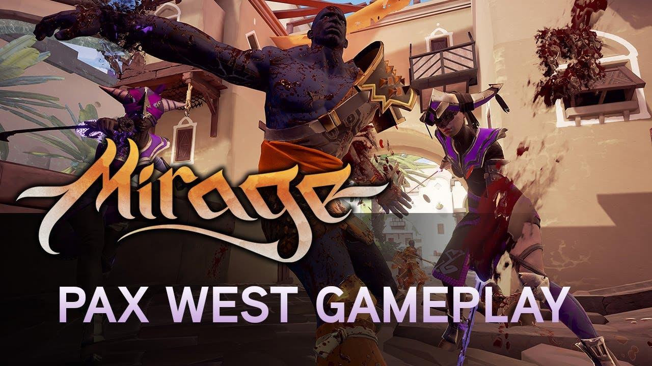 mirage arcane warfare shows off