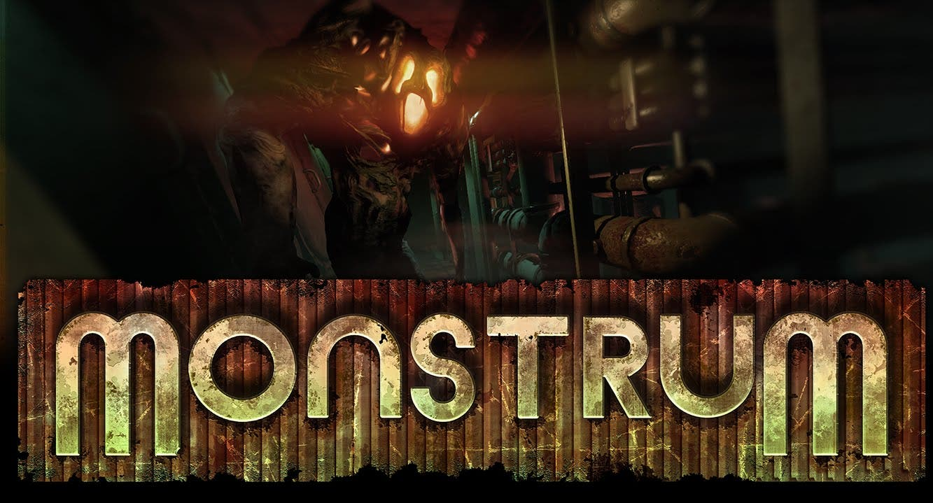 monstrum scares itself out of ea