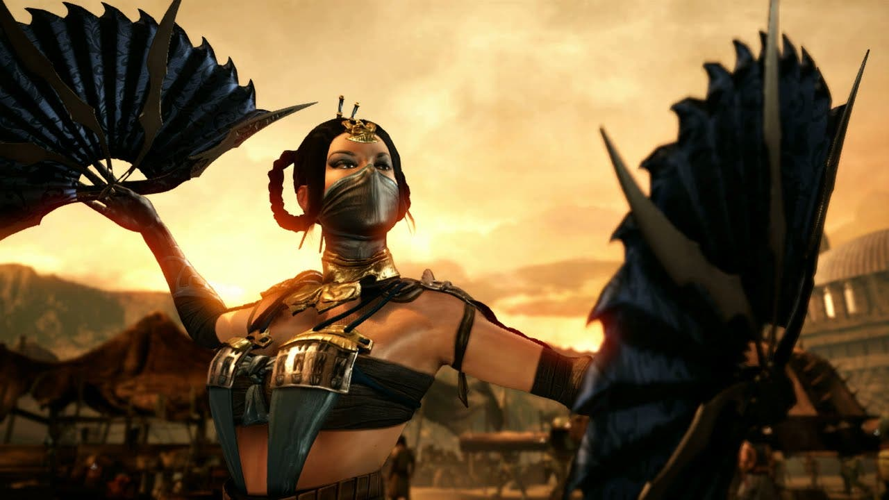 Mortal Kombat X Gameplay Trailer Asks Who S Next Saving Content