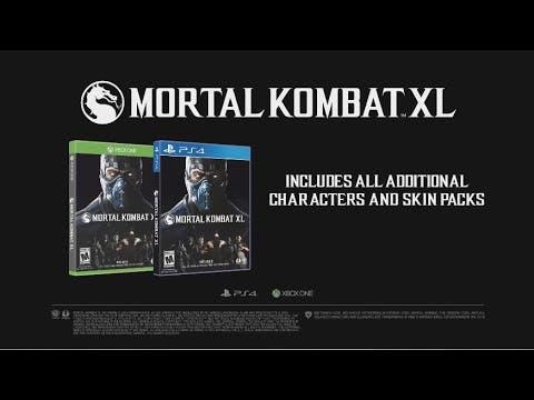 mortal kombat xl launches on xbo