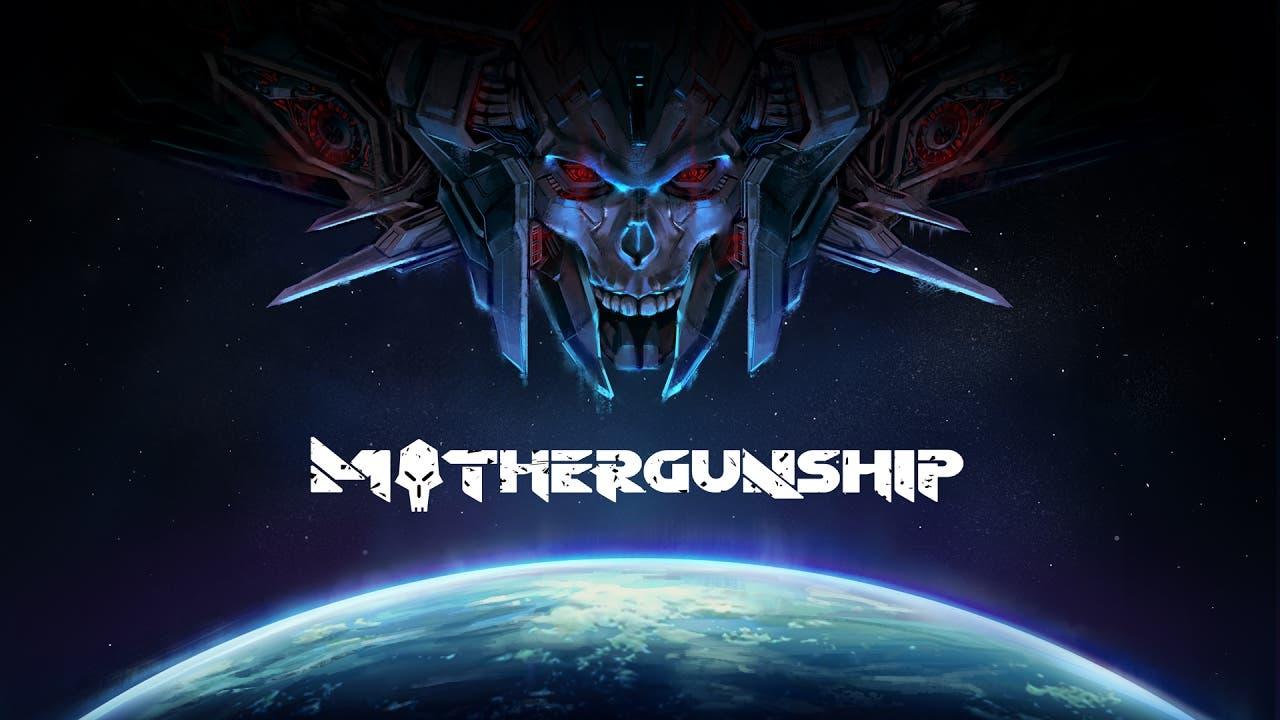 mothergunship announced for pc p