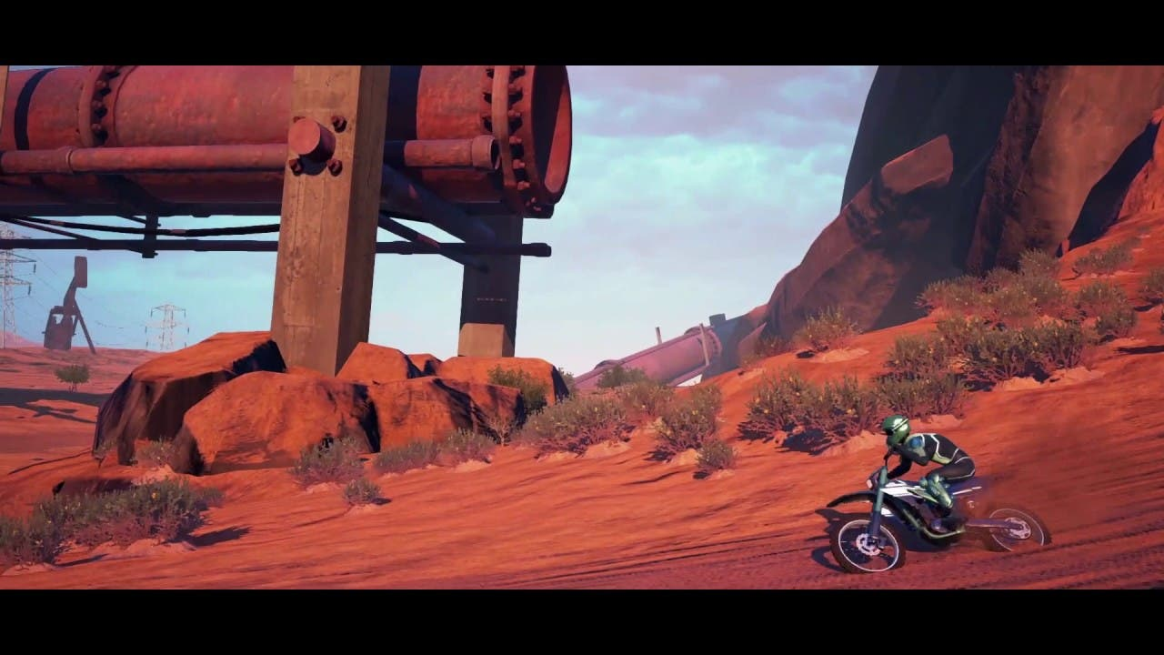 moto racer 4 gets a launch trail