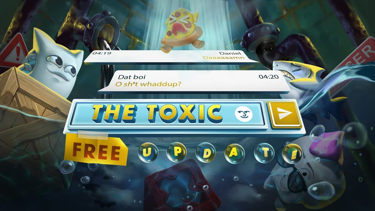 move or die gets toxic with new