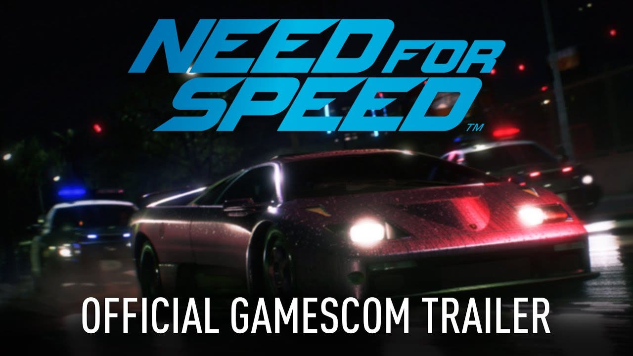 need for speed icons trailer sho