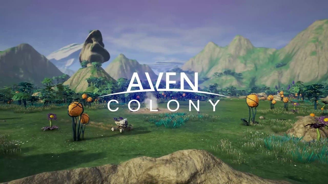 new aven colony gameplay trailer