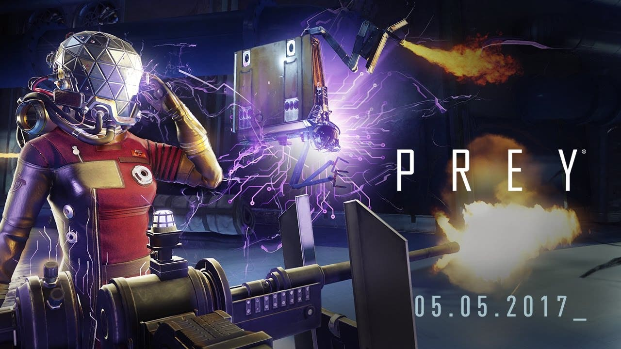 new gameplay trailer for prey sh