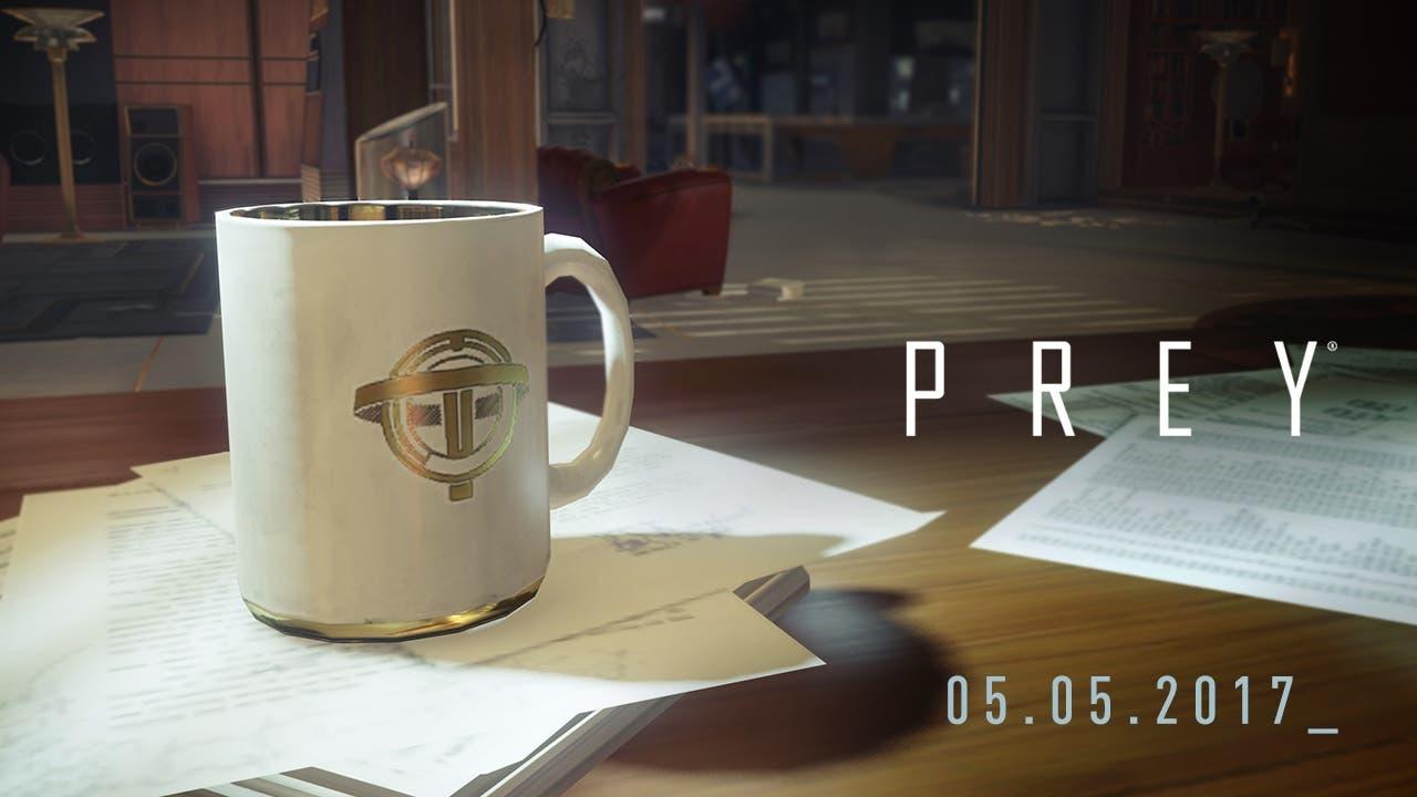 new prey trailer shows off mimic