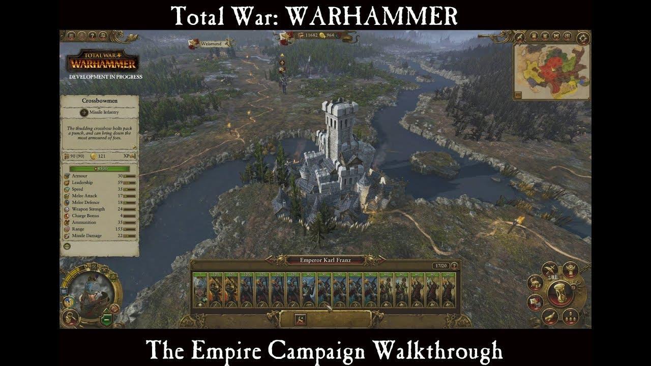 new total war warhammer video sh