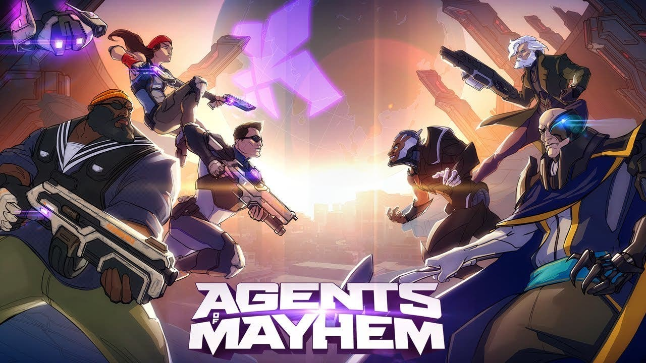 new trailer for agents of mayhem