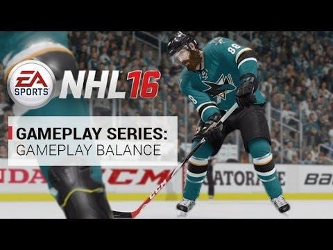 nhl 16 gameplay series video goe