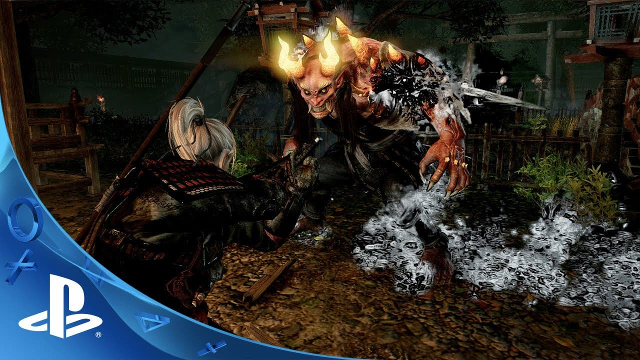 nioh will be released in the ame
