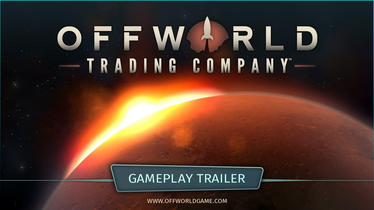 offworld trading company release