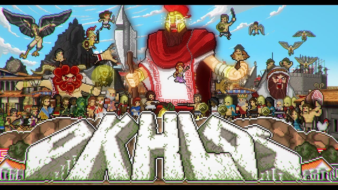 okhlos released onto pc today ex