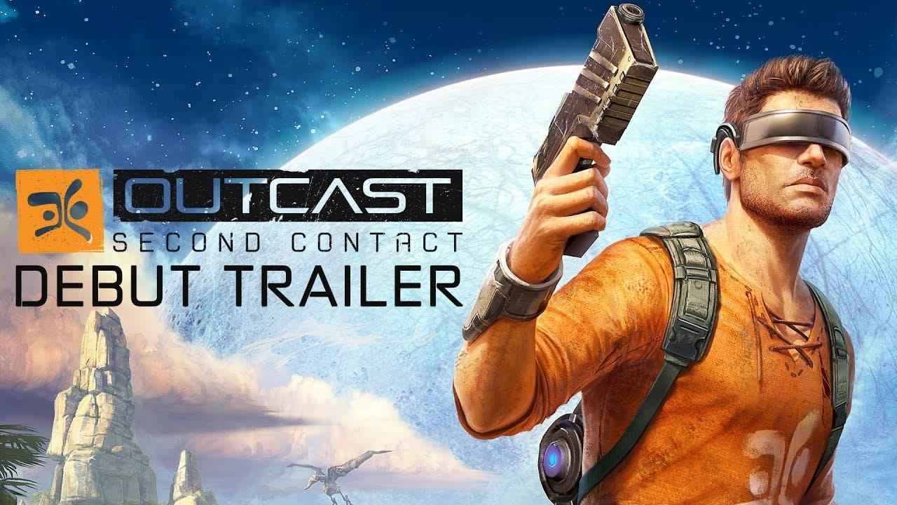 outcast second contact gets debu