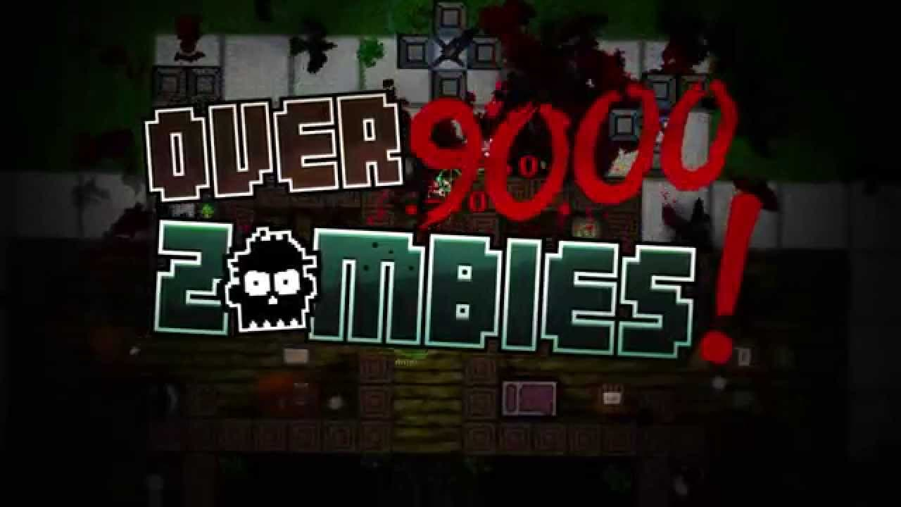 over 9000 zombies is out today