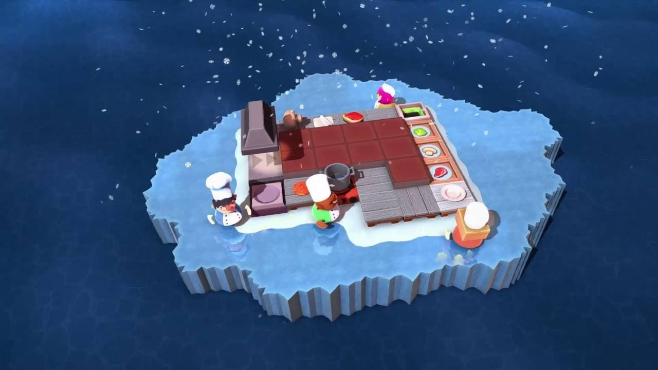 overcooked gourmet edition comes
