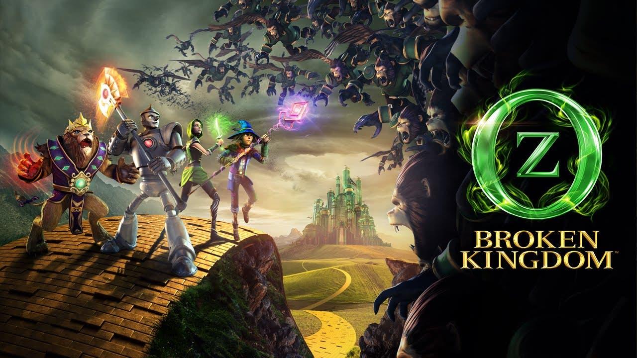 oz broken kingdom is a mobile rp