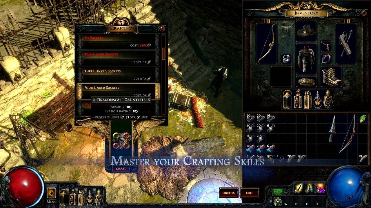 path of exile forsaken masters e