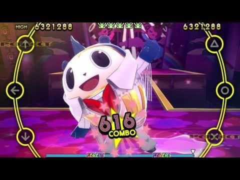 persona 4 dancing all night begi