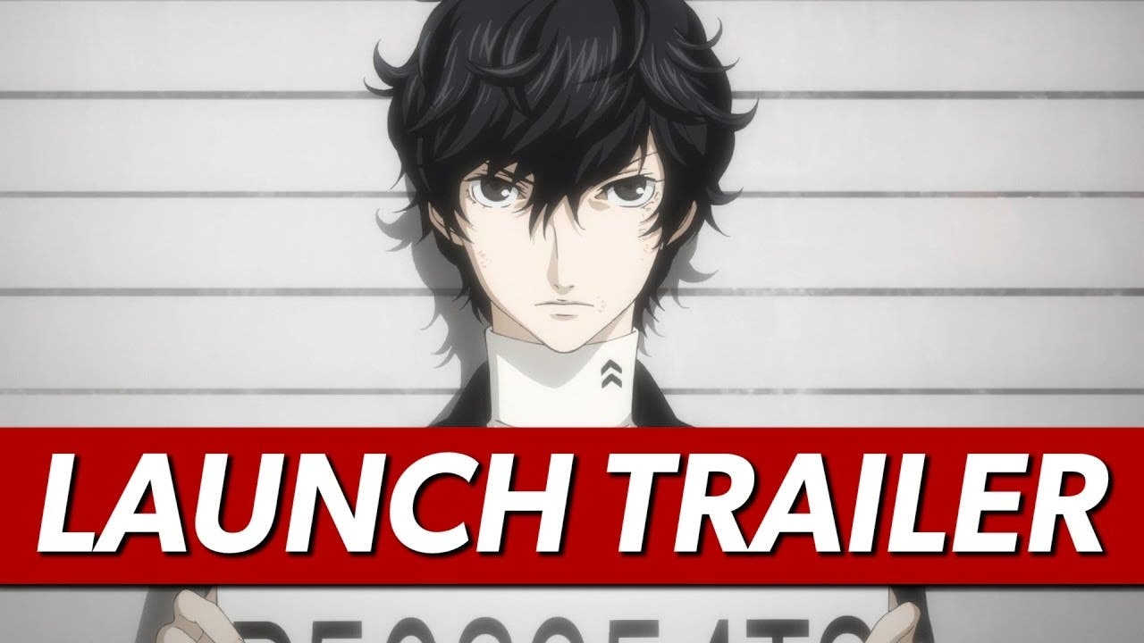 persona 5 finally releases in th