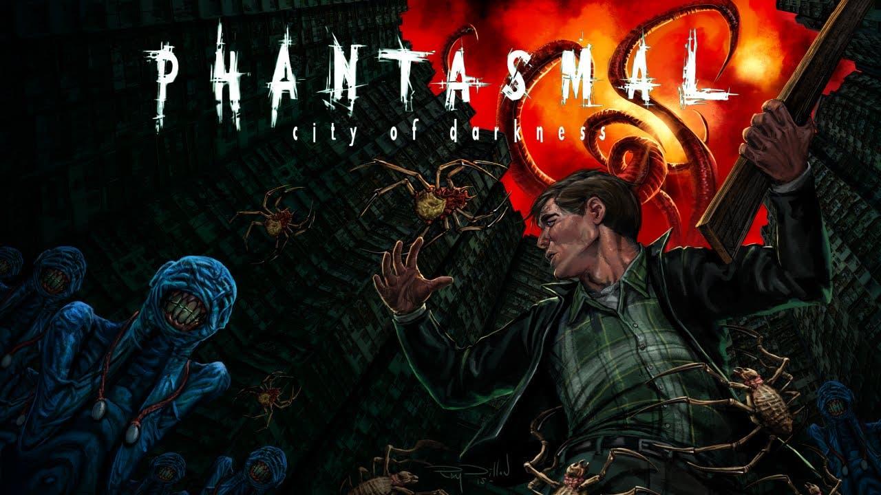 phantasmal city of darkness is n